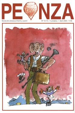 Portada de la revista 72-73