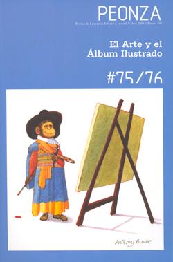 Portada revista peonza nº 75/76